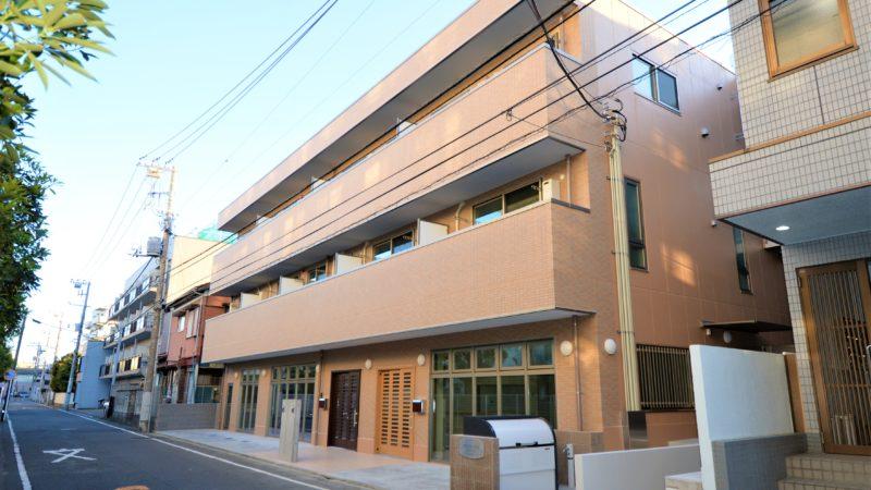 デイサービス+共同住宅新築工事